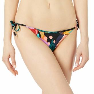 Body Glove Women's Tie Side Fuller Coverage Bikini Bottom Swimsuit