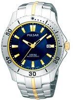 Pulsar Uhren Men's Quartz Watch Modern PXHA31X9 with Metal Strap