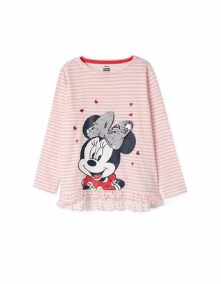 ZIPPY Girl's ZG03L10_470_2 T-Shirt