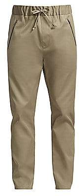 A.P.C. Men's x Carharrt Relaxed-Fit Drawstring Pants