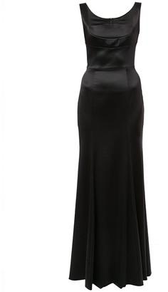 Dolce & Gabbana Duchess evening dress