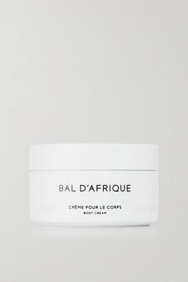 Byredo Bal D'afrique Body Cream, 200ml