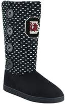 NCAA Women's South Carolina Gamecocks Button Boots