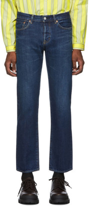 Moussy Blue Concordia Straight Jeans