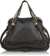 The Paraty medium leather shoulder bag