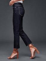 Gap AUTHENTIC 1969 crop kick jeans