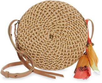 Eric Javits Squishee Bali Crossbody Bag
