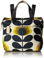 Orla Kiely Summer Flower Stem Small Backpack