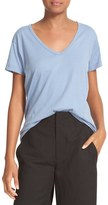Vince Women's Relaxed V-Neck Tee