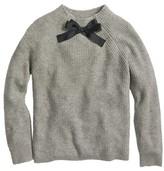J.Crew Women's Gayle Tie Neck Sweater