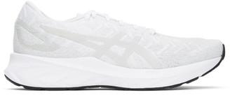Asics Grey Dynablast Sneakers