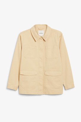 Monki Workwear jacket