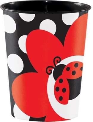 Keepsake Creative Converting Ladybug Fancy Cups, 8 count