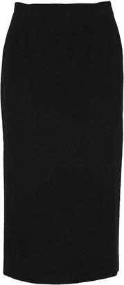 Alessandra Rich High-Waisted Midi Skirt