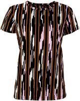 Proenza Schouler graphic print T-shirt - women - Cotton - XS