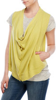 Vkoo Sleeveless Cowl Neck Cashmere Sweater