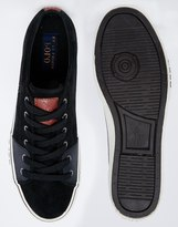 Polo Ralph Lauren Cantor Suede Trainers