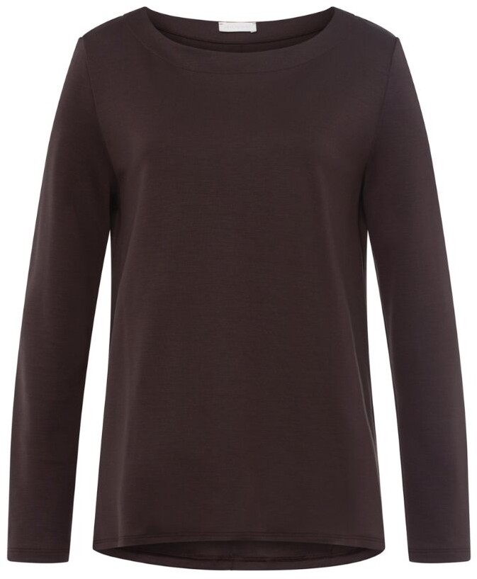 Thumbnail for your product : Hanro Pure Comfort Long-Sleeved Shirt