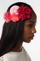 Urban Outfitters Marina Callis Multi Flower Clavel Headwrap