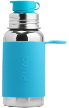 Pura 550ml Kids Sport Bottle with Aqua Sleeve
