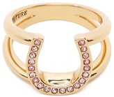 Juicy Couture Lucky in Love Luxe Wishes Ring
