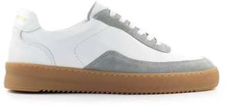 Filling Pieces Mondo Ripple Carye White Sneaker