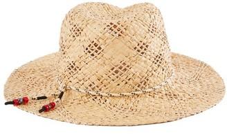 Maison Michel Rose hat