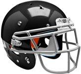 Youth Recruit Hybrid Helmet, Black - Small