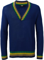 Fendi v-neck sweater