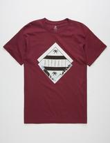 Asphalt Yacht Club Crisp Diamond Mens T-Shirt