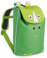 Lassig Mini Duffle Rhino Backpack in Wildlife Green