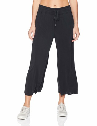 Betsey Johnson Women's Wide Leg Lounge Pant