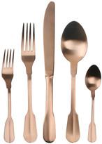 Canvas Home - Madrid 5 Piece Cutlery Set - Matt Copper