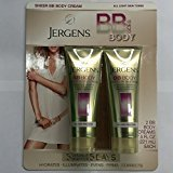 Jergens BB Body Cream for lighter Skin Tones, 7.5 Ounce, by