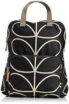 Orla Kiely Etc Giant Linear Stem Backpack Tote Drawstring Backpack