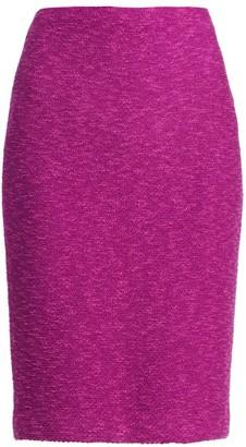 St. John Belle du Jour Knit Pencil Skirt
