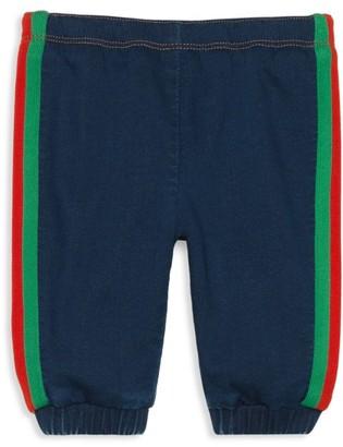 Gucci Baby Boy's Denim Jogging Pants