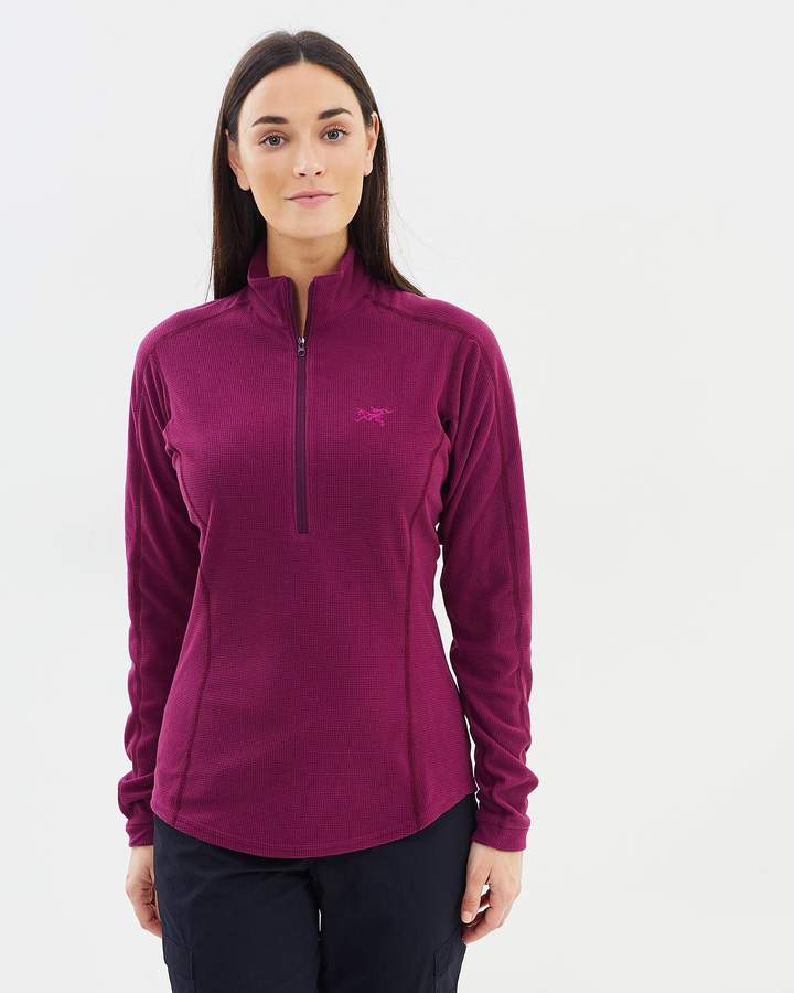Arc'teryx Delta LT Zip Sweat