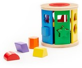 Melissa & Doug Toddler 'Match & Roll' Shape Sorter