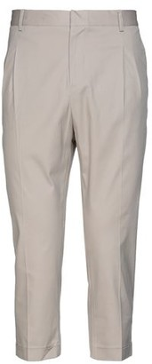 Grey Daniele Alessandrini 3/4-length short