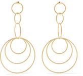 Carolina Bucci 18-karat Gold Earrings - one size