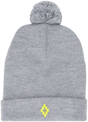 Marcelo Burlon County of Milan Kids cross print knit beanie