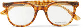 Bottega Veneta - Square-frame Acetate Optical Glasses