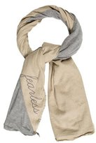 Donni Charm Paneled Oversize Scarf w/ Tags