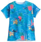 Disney Stitch Tropical Tee for Boys