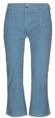 Massimo Rebecchi 3/4-length trousers