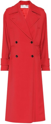 Valentino Wool-blend trench coat