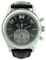 Patek Philippe Complications 5960P Platinum & Leather 41mm Watch