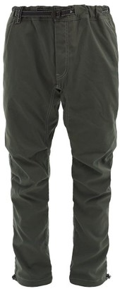 and wander Technical Climbing Trousers - Green