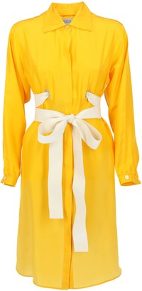 Sportmax Longuette dress